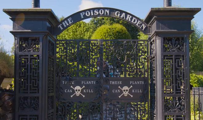 """Khám phá bí ẩn khu vườn """"chết chóc"""" nhất Thế giới"""